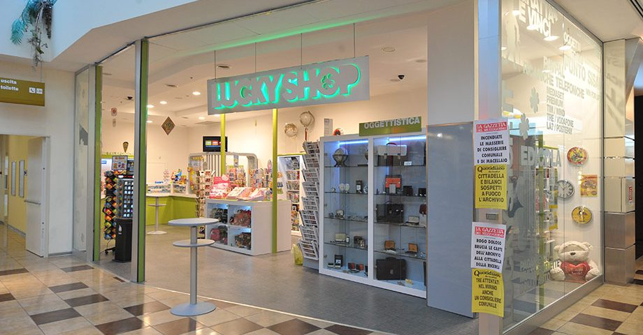 Lucky SHop, Ipercoop Brindisi