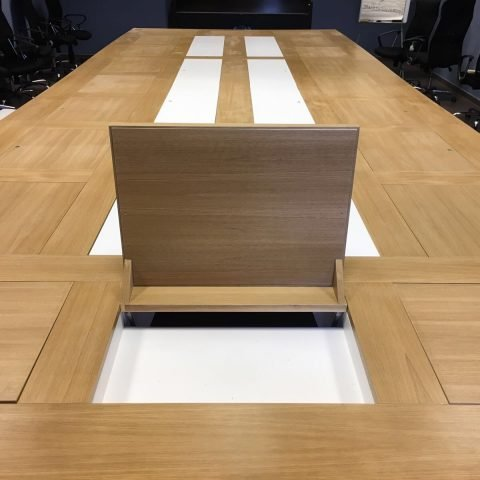 Customized Conference Desk