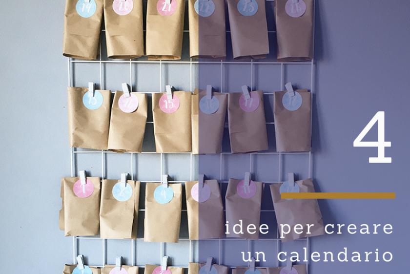 Idee Calendario.Idee Per Realizzare Calendario Dell Avvento In Ufficio