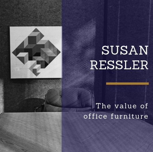 Susan Ressler and the office furniture value